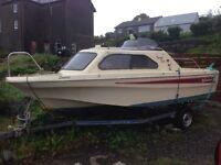 Shetland Boat project