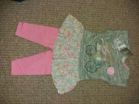 Brand new baby girl summer outfit 6-9 mth