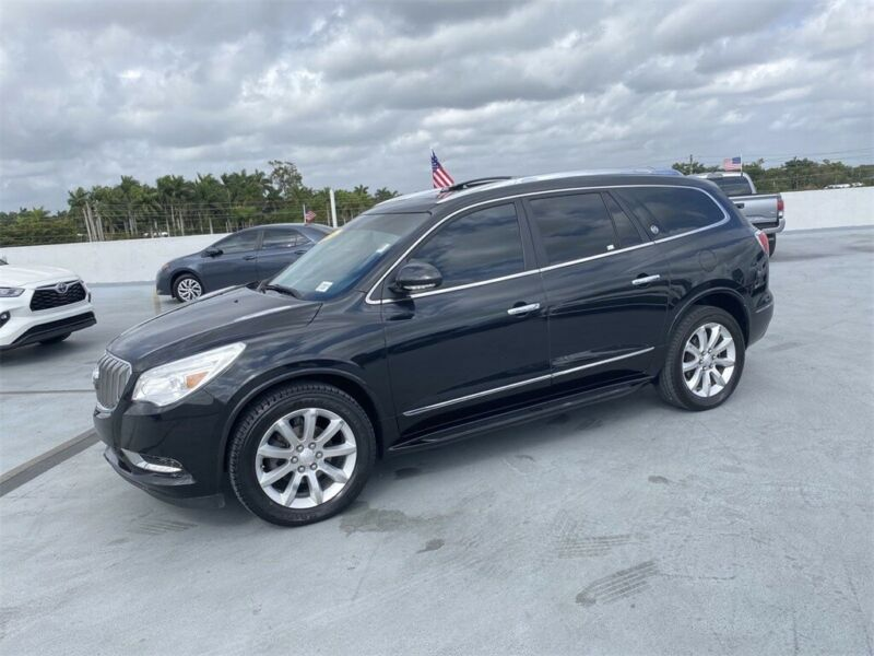 Image 1 Voiture American used Buick Enclave 2014
