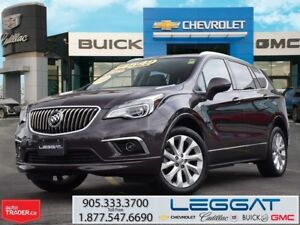 2016 Buick Envision PREMIUM 2/NAVIGATION/HUD/SUNROOF
