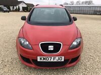 Seat Altea XL Reference Red quick sale