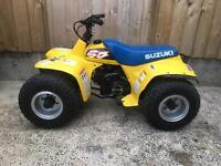 Suzuki Lt50 quad bike lt 50