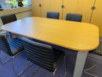 Board Roon / Meeting Room Table