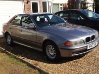 REDUCED TO SELL - Very Rare E39 - 523 SEI - Drives Amazingly - 2.5L Injection Straight 6 Engine