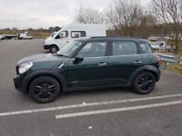 MINI COUNTRYMAN COOPER SD ALL4 - Fully loaded 4wd Countryman