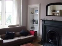 2 bedroom fully furnished 3rd floor flat to rent on Viewforth, Bruntsfield, Edinburgh