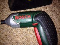 Bosch IXO 5 Lithium Ion Cordless Screwdriver