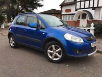 Suzuki sx4 glx 1.6cc immaculate condition, mot july 2018, 3 mths warranty