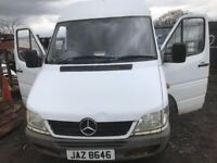 Mercedes sprinter 208cdi 308cdi 311cdi 313cdi breaking spare parts available