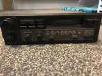 pioneer car stereo tape KP-4430