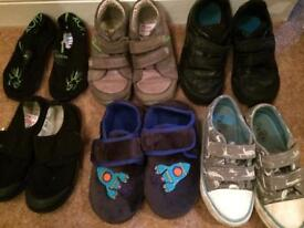 BOYS SHOES size 10-10.5 ,&11