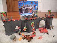 Knight's Take Along Castle Playmobil 4440