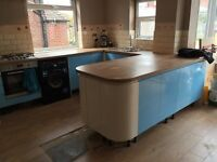 Kitchens supplies and fitted to highest quality