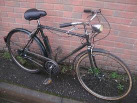 Triumph Gents Bike 1960's