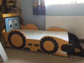 Sold JCB digger bed