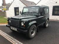 1997 Land Rover Defender County 90 2.5 300 series TDI