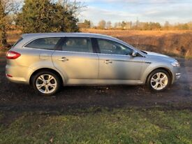 13 FORD MONDEO 2.0 TDCI POWERSHIFT AUTO TITANIUM ESTATE FULL FORD HISTORY MINT CONDITION PX SWAPS