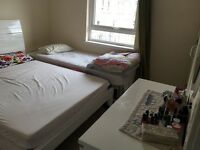 Double bedroom available on Sharing in 2 bed flat