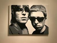 OASIS Canvas Painting