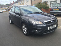 Ford Focus Zetec 1.8 TDCI 2009, Full Service History, Bluetooth, HPI Clear