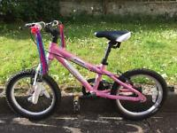 Girls Carrera Bike *SOLD*