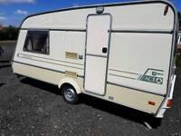 Ace rallyman caravan