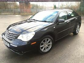 Stunning 2008 08 Chrysler Sebring 2.0 160Limited **Only 80000+Full History+Full Leather+More!**
