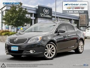 2014 Buick Verano Leather Package..NAVIGATION