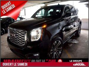 2018 GMC Yukon XL DENALI - AWD - 253$/semaine SEMAINES