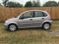 2003 citroen c3 5 door hatchback, 1360 cc engine, ideal 1st time car. cheap tax , years mot.