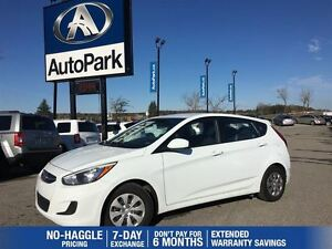2015 Hyundai Accent SE | Heated Seats | Bluetooth | Satellite Ra