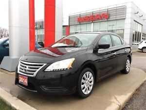 2014 Nissan Sentra S, 4 NEW TIRES/NEW FRONT/REAR BRAKES