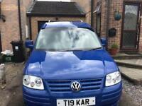 VW Caddy 85k