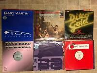 Job load of 63 vinyl records!!!