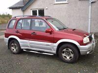 2005 Suzuki Grand Vitara 2.0 TD