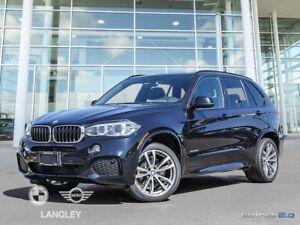 2015 BMW X5 M Sport Line, Premium Pkg, ConnectedDrive Services