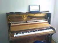 Piano Tuning in Glasgow