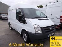 Ford Transit 2.2 TDCi 85psi M/Roof
