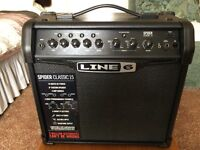 Line 6 Spider Classic 15 in mint condition