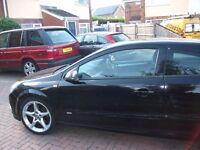 Vauxhall Astra cdti sri 1.9 diesel SPARES OR REPAIR