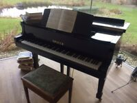 As new Spicer Baby Grand piano