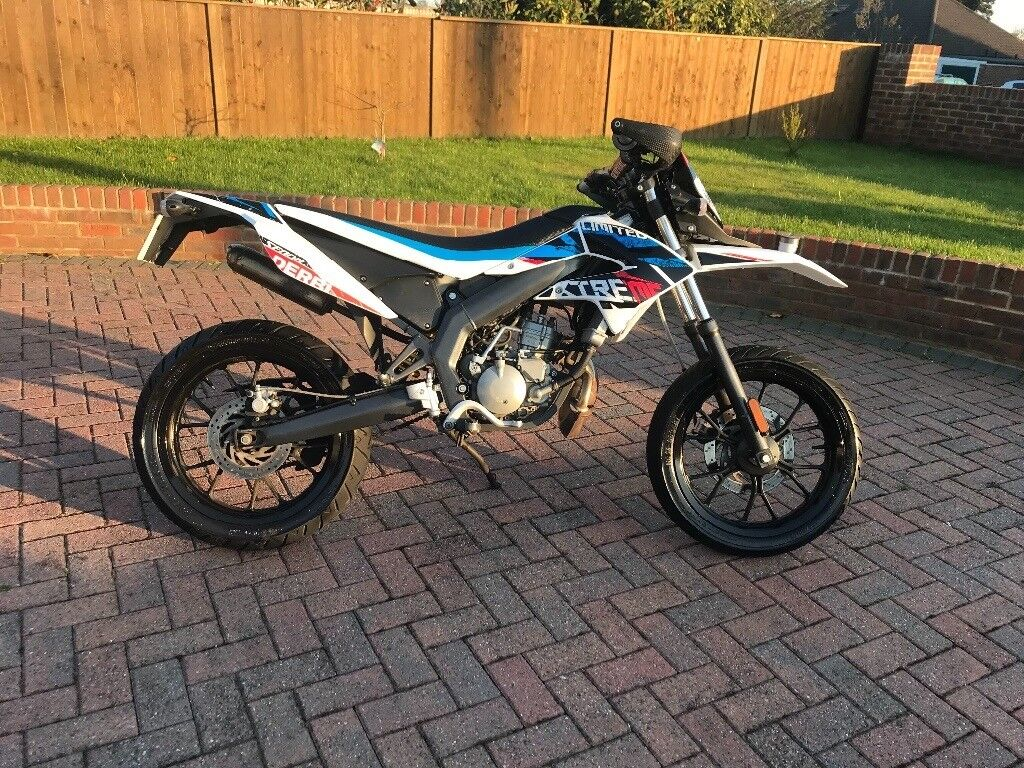 derbi senda xtreme 50cc in hawkinge kent gumtree. Black Bedroom Furniture Sets. Home Design Ideas