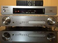 PIONEER VSX-1017, THX CERTIFIED, HDMI, USB VERY POWERFUL HOME CINEMA RECIVER. EXCELLENT CONDITION.