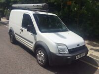 Ford transit connect L 200 TD SWB 2005, full one year mot ,nice drive