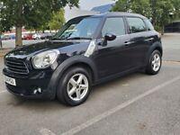 Mini, COUNTRYMAN, 2014, Manual, Petrol 1598 (cc), 5 doors, AC Euro 6 ,only 28000 miles, MOT