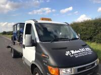 2004 iveco daily recovery with winch