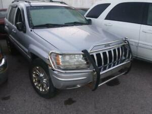 2003 Jeep Grand Cherokee just in for parts @ PICnSAVE Woodstock ws4752