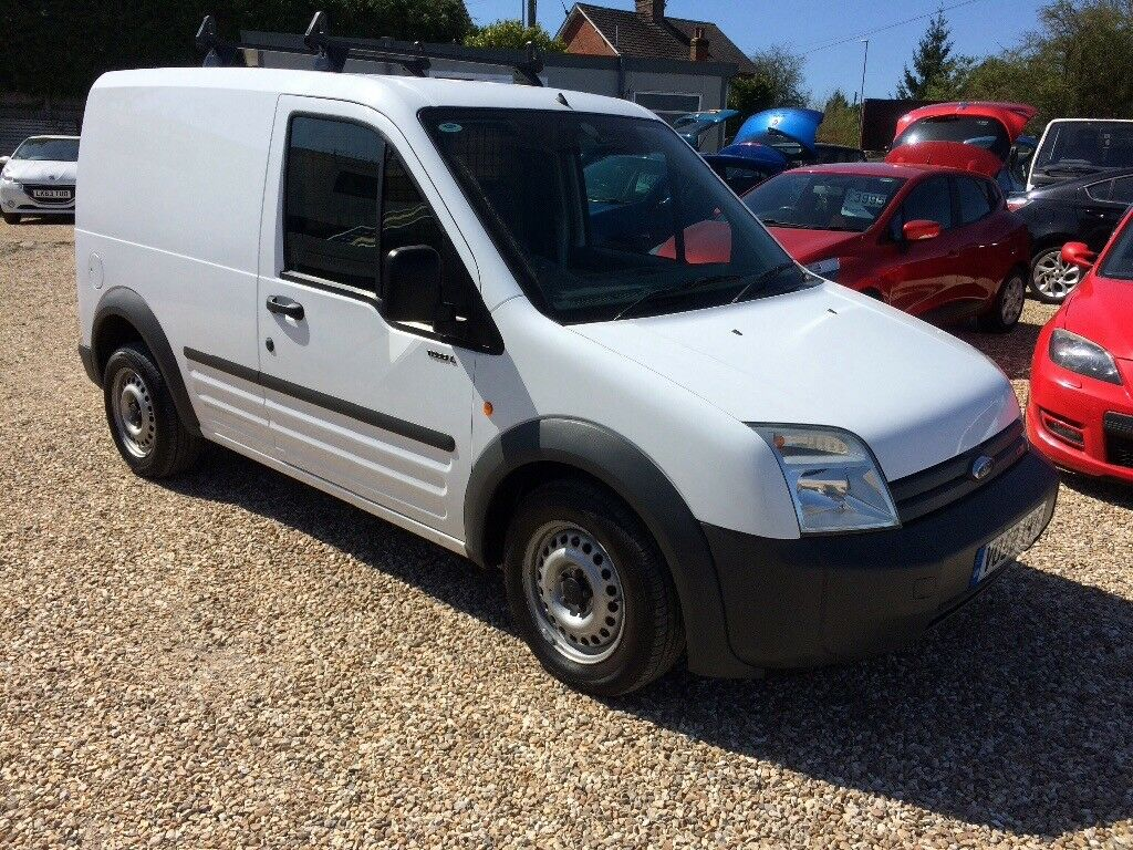 Ford Transit Connect SWB T200 1.8 TDCi. 2008 with only 68,000 miles.