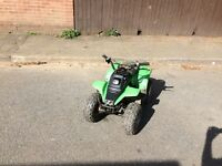 kids 50 cc quad bike