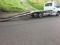 Renault master recovery truck transporter diesel like transit